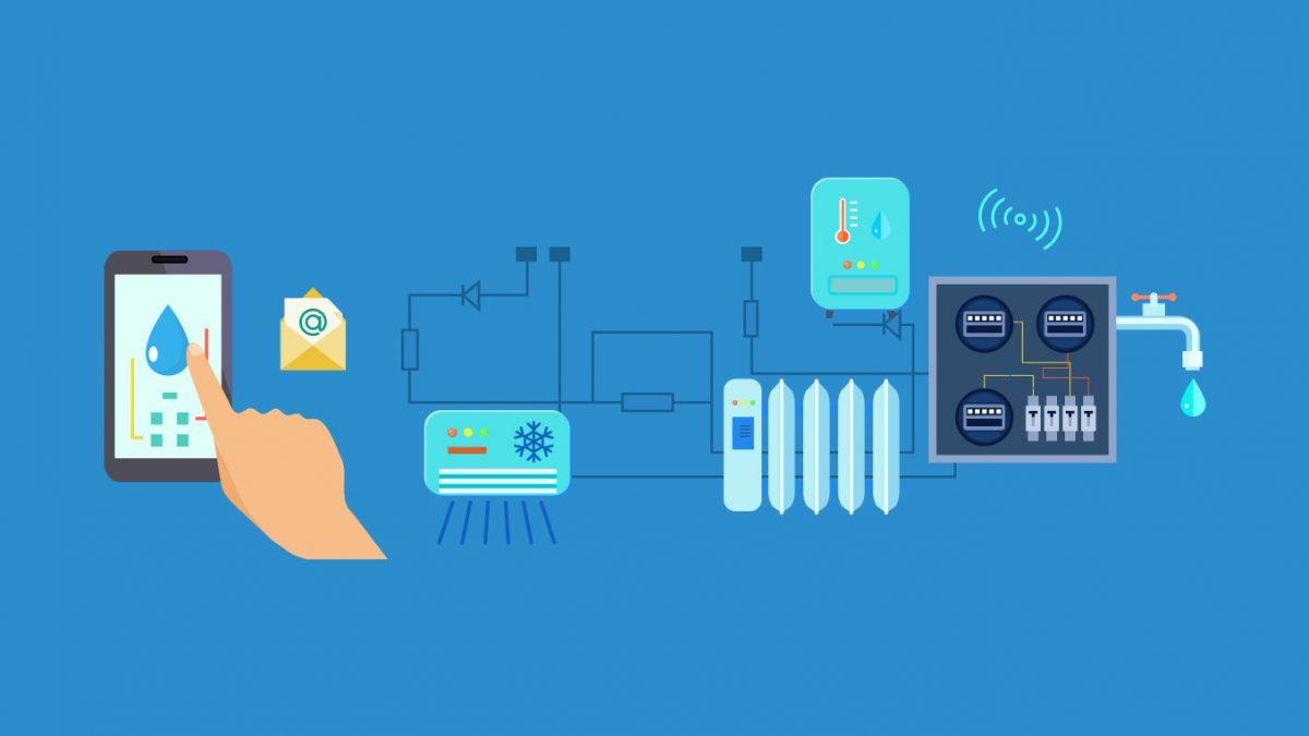 Smart Water Management using IoT Technologies