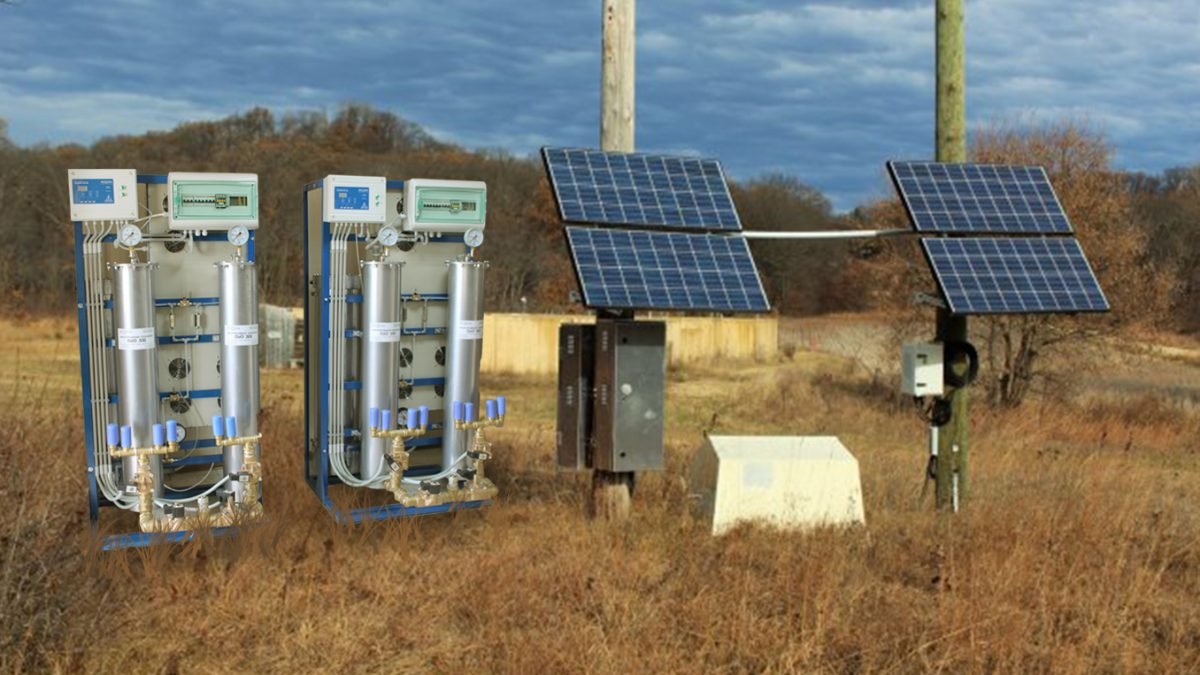 All you need to know about the solar powered water purification